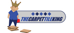 The Carpet Tile King Logo
